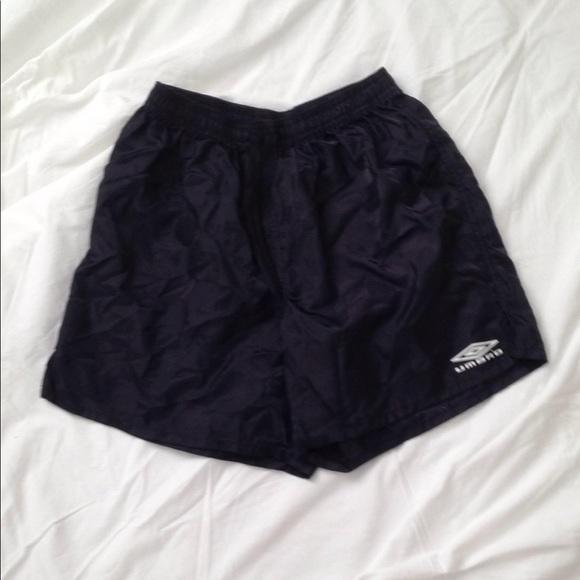 25696ce2f08 Umbro Bottoms | Kids Black Soccer Shorts Size M | Poshmark